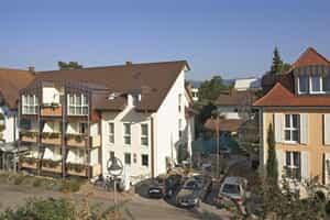Отель Akzent Hotel Atrium Baden