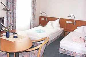 Отель Akzent Hotel Delitzsch