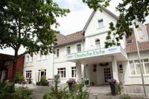 Отель Akzent Hotel Deutsche Eiche