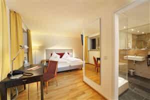 Отель Akzent Hotel Hirsch