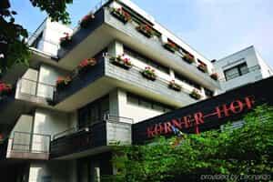 Отель Akzent Hotel Körner Hof