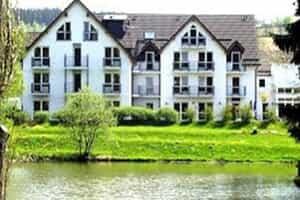 Отель Akzent Hotel Nussknacker