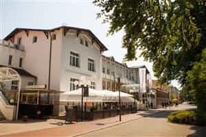 Отель Akzent Hotel Residenz Graal-Müritz