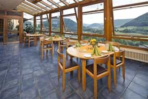 Отель Akzent Hotel Restaurant Höhenblick