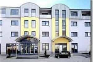 Отель Akzent Hotel Stadt Schlüchtern (Superior)
