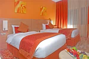 Отель Al Khoory Executive Hotel, Al Wasl