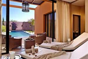 Отель Al Maaden Villa Hotel And Spa