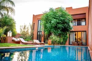 Отель Al Maaden Villa Hotel & Spa