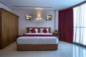 Отель Al Madina Suites Doha