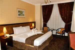 Отель Al Madinah Concorde Hotel