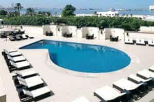 Отель Al Mahary Radisson Blu Hotel, Tripoli