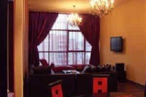 Отель Al Manzil Suite 2