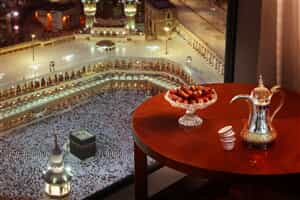 Отель Al Marwa Rayhaan by Rotana - Makkah