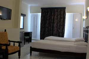 Отель Al Mashrabiya Beach Resort