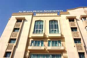 Отель Al Massa Hotel Apartment