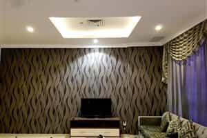 Отель Al Muhanna Plaza Luxury Apartments