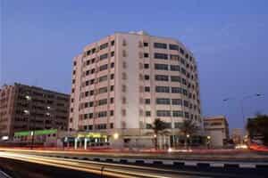 Отель Al Muntazah Plaza and Apt