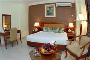 Отель Al Muntazah Plaza Hotel