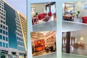 Отель Al Nakheel Apartments by Mourouj Gloria