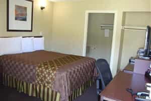 Отель Americas Best Value Inn-South/ Sacramento