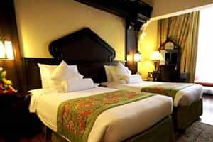 Отель Arabian Courtyard Hotel & Spa