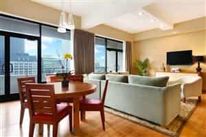 Отель Hilton San Francisco Financial District