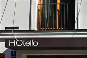 Отель H'Otello B'01