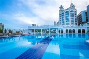 Отель Jadore Deluxe Hotel & Spa