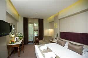 Отель Kervansaray Lara