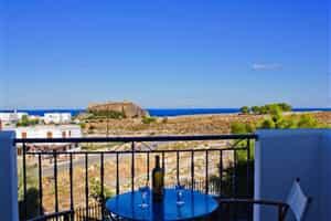 Отель 'Lindian Myth' Sea View Studios