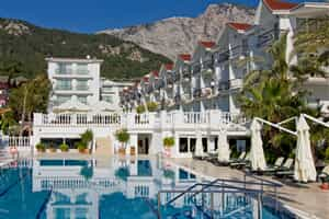 Отель Onkel Hotels Beldibi Resort