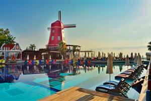 Отель Orange County Resort Hotel Kemer