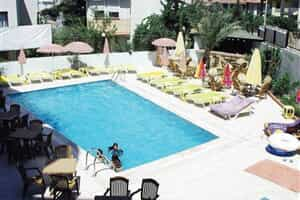 Отель Palmiye Garden Hotel