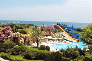 Отель Queens Park Le Jardin Resort
