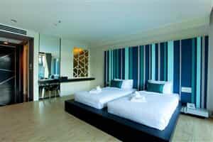 Отель @T Boutique Hotel
