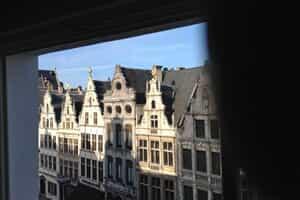 Отель 't Stadhuys Grote Markt