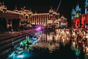 Отель The Land of Legends Kingdom Hotel