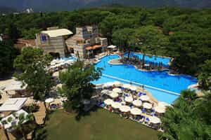 Отель Ulusoy Kemer Holiday Club