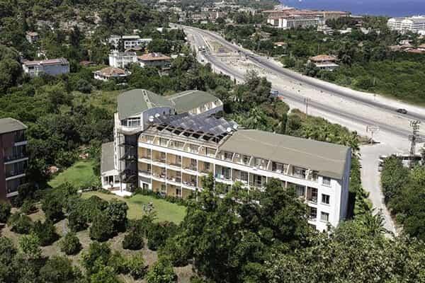 Отель Armir Palace Hotel Kemer