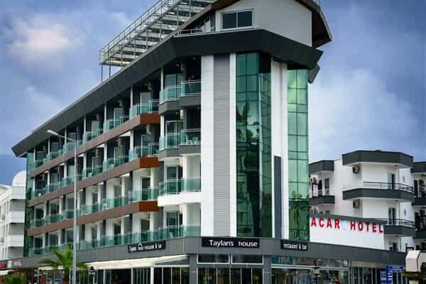 Отель Acar Hotel Alanya