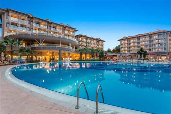 Отель Adalya Art Side Hotel