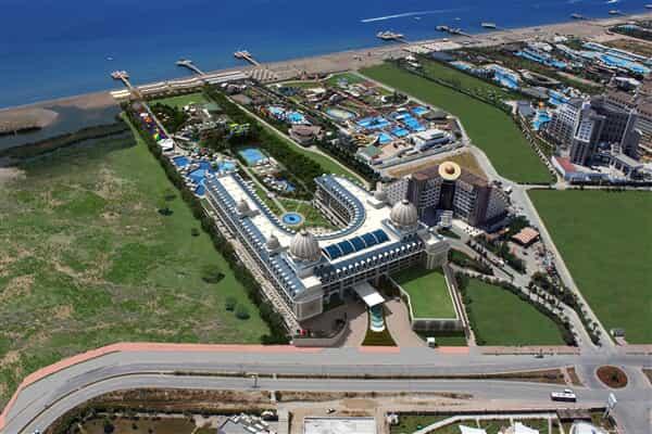 Отель Adalya Elite Lara Hotel