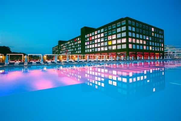 Отель Adam & Eve Hotel Belek