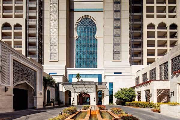 Отель Ajman Saray a Luxury Collection Resort