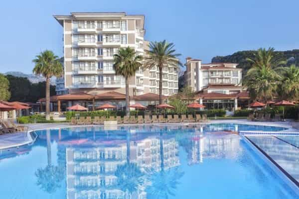 Отель Akka Alinda Hotel