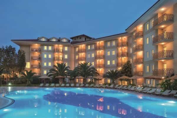 Отель Akka Claros Hotel