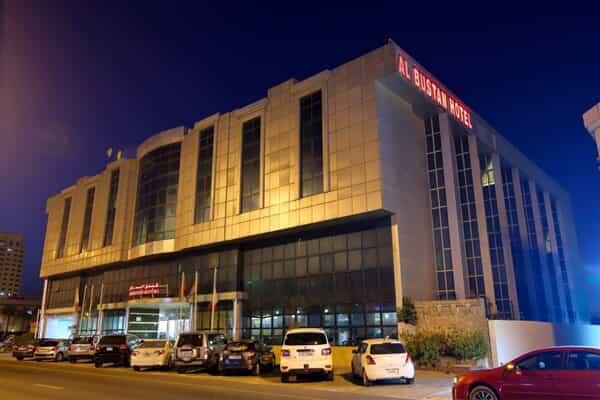 Отель Al Bustan Hotel Sharjah
