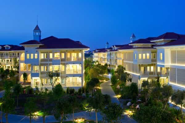 Отель Ali Bey Resort