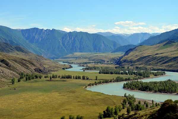 Отель Алтайский кольцевой с посещением плато Укок, 9 дней