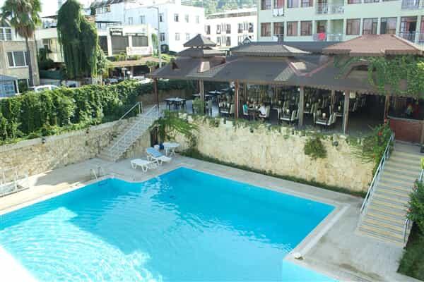 Отель Ares City Hotel